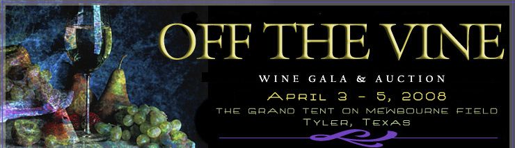 2008 Off the Vine Wine Gala